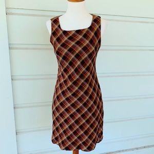 🍂 Vintage 90s fall dress 🍂